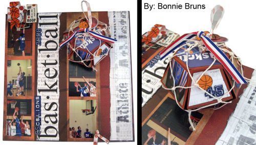 Bonnie Basketball Page