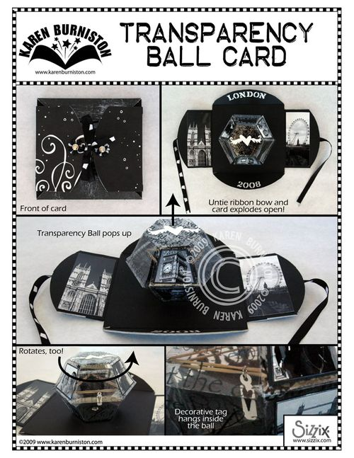 Transparency Ball Card Summary Page 1