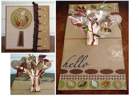 Hello Tree Card Bonnie