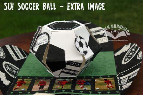 SU Soccer Ball extra image
