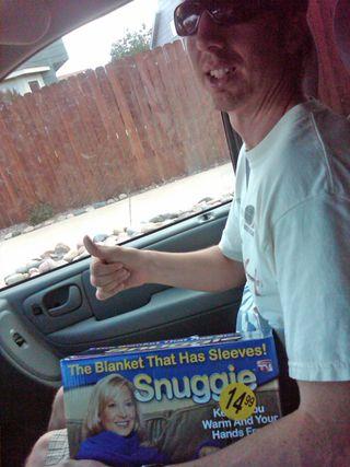 John snuggie