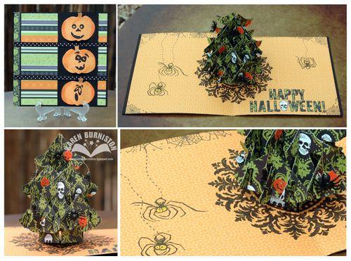 SU Halloween Tree