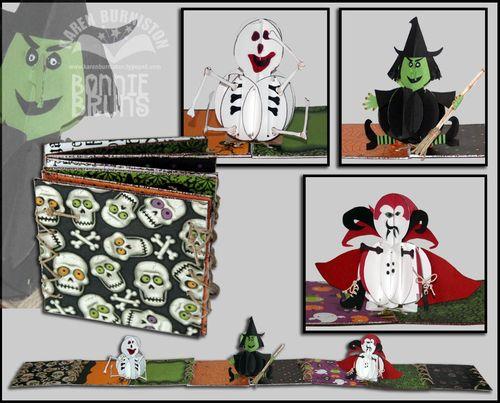 Bonnie Halloween Accordion