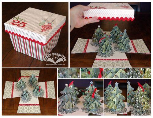 SU Four Trees in a Box