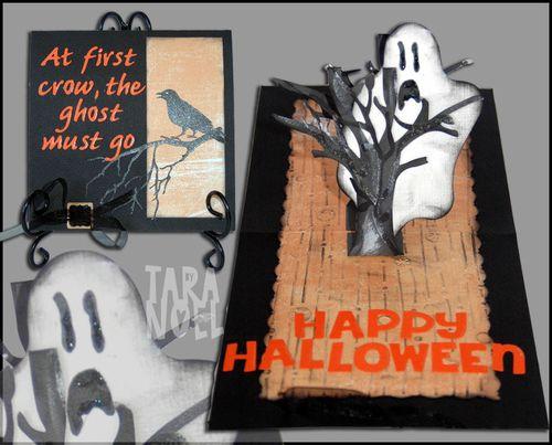 Tara Ghost Tree Card