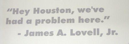 Houstonproblem