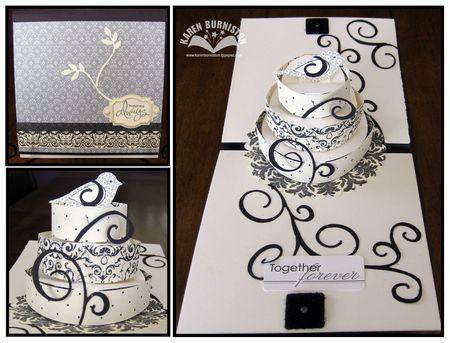 SU Wedding Cake Nanette