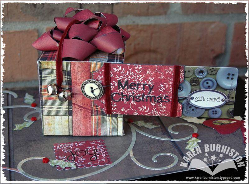 Joy card gift card