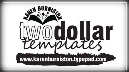 Twodollar templates Logo Box