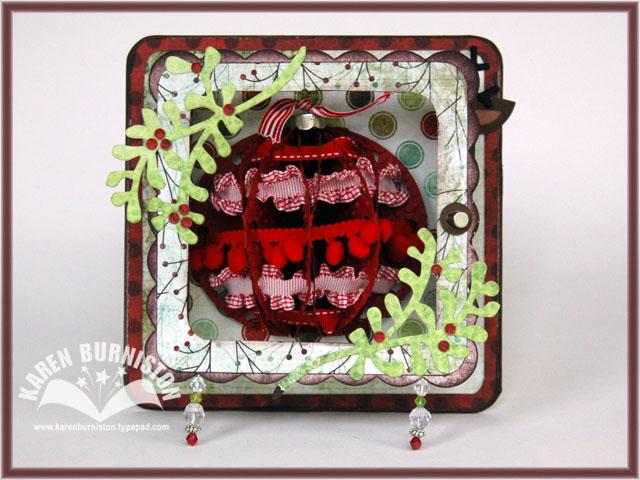 05 Frame Open Ornament