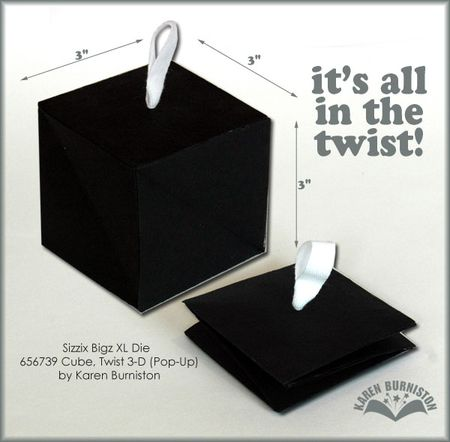 Blank Twist Cube