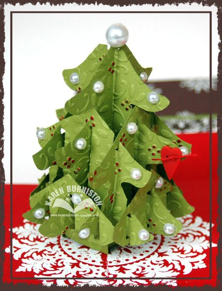 SU One Tree in a Box Tree Closeup