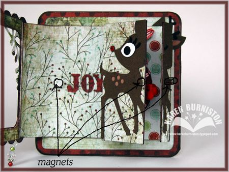 03a Frame Open magnets