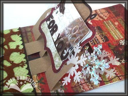 05 Reindeer Card Close up
