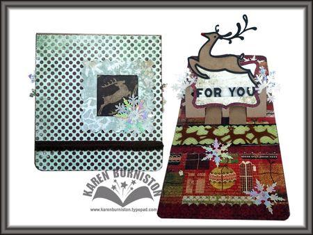 06 Reindeer Card Summary