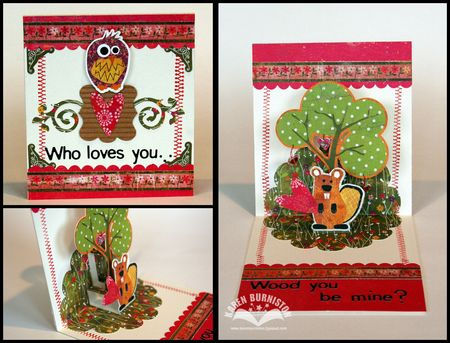 Who Loves You Card