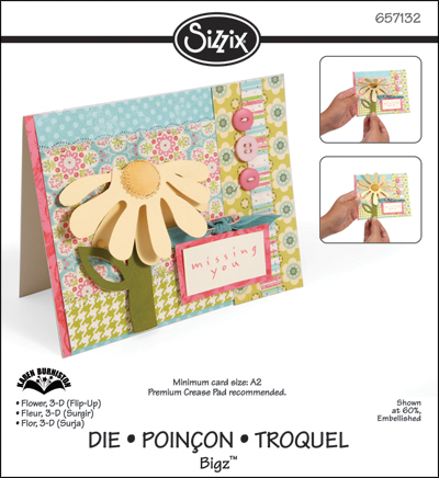 657132 flower packaging small