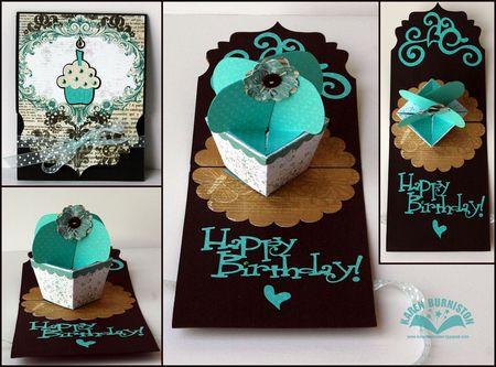 OMC Pop up Cupcake Card 6