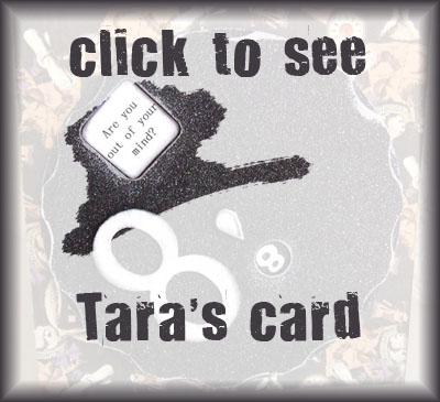 Tara 8 ball teaser