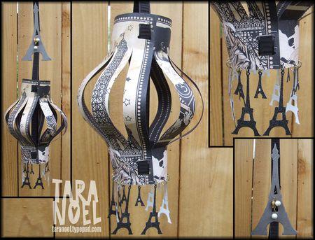 Tara Paris Lantern