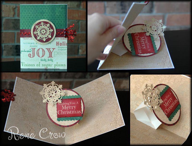 Rene Christmas Card