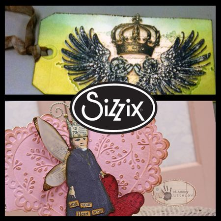 Sizzix Stamp2Cut Preview