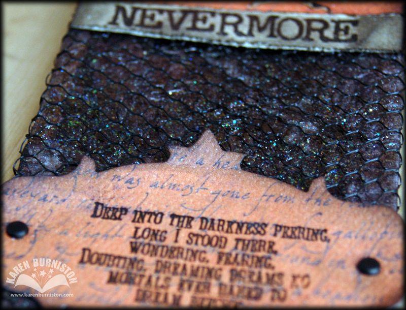 05 Zombie Raven Tissue