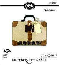 658366 Bigz Suitcase