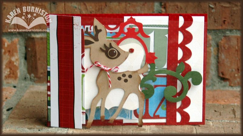 01 Reindeer Card Closed