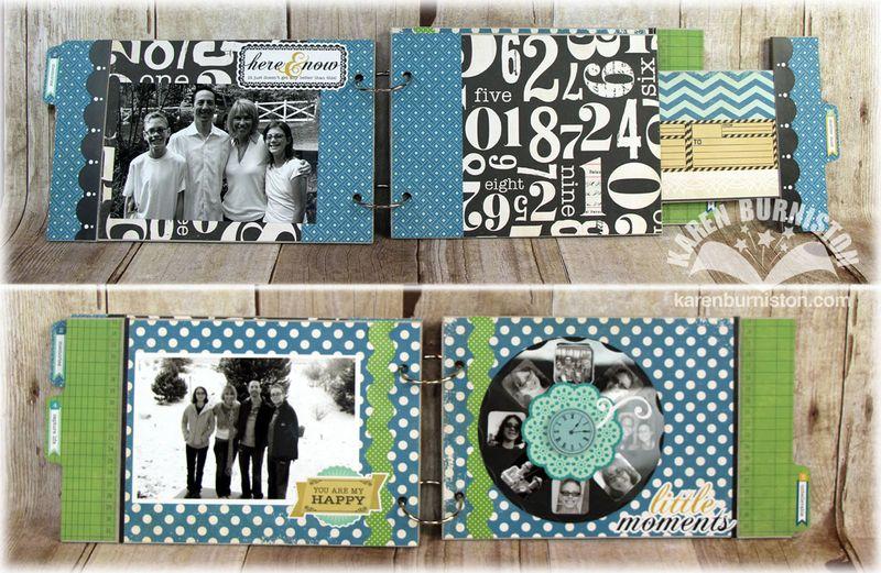 06 Heartsing Album Interior Spreads