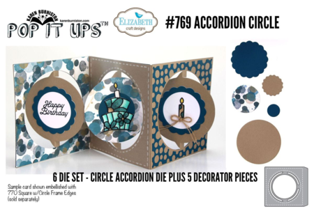 769 Circle Accordion NP