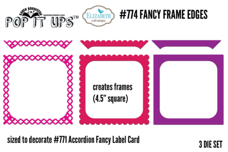 774 Fancy Frame Edges NP