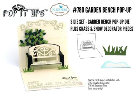 780 Garden Bench NP