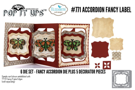 771 Fancy Accordion NP