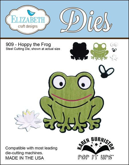 909 - Hoppy the Frog
