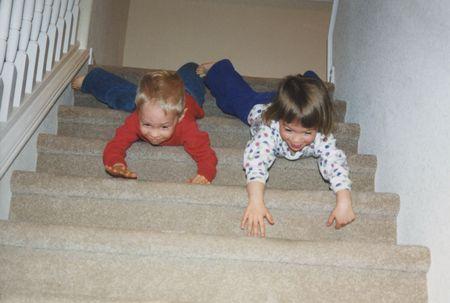 Kids stairs