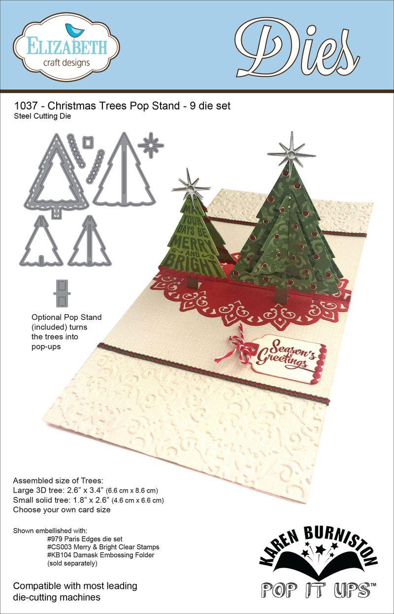 1037_Christmas Trees Popstand