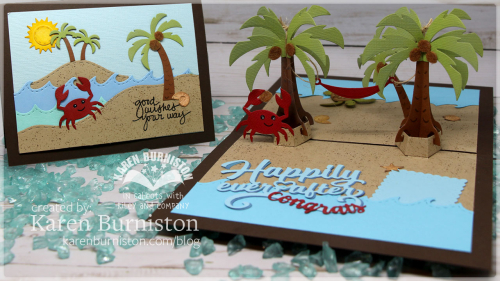 Karen Burniston Dies-Palm Tree Pop-Up