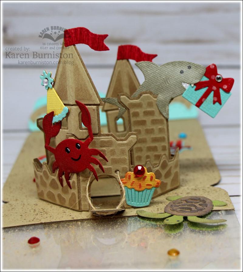 SandCastleBirthdayCard_Castle