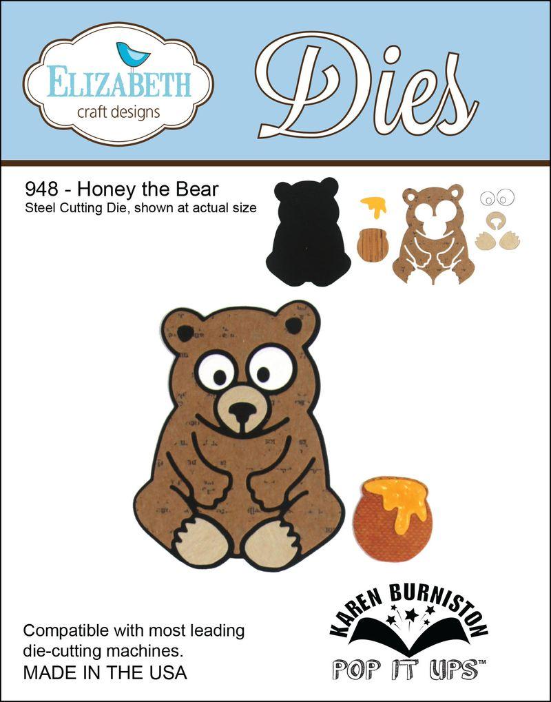 948 - Honey the Bear