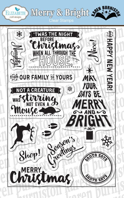 CS003MerryBrightClearStamps