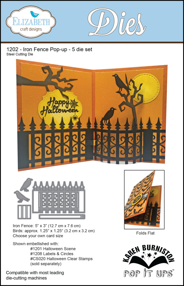 Halloween Pop Up Cards Templates.I Am Not Left Handed Pop It Ups 1202 Iron Fence Pop Up Video