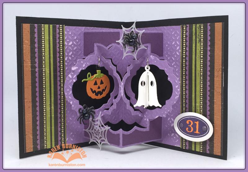 HalloweenCharmCardOpen