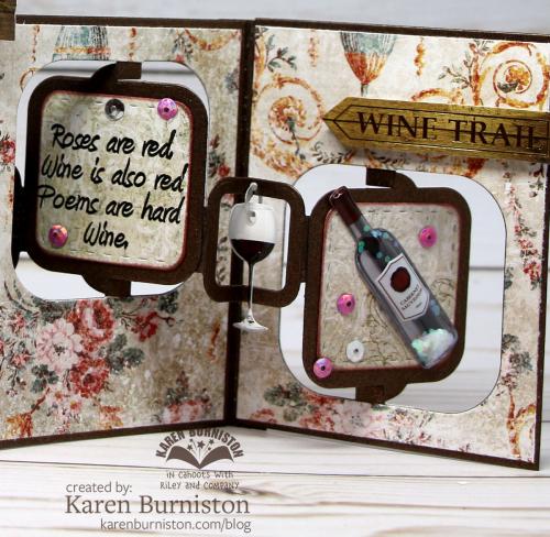 WineCharmAccordionStamp