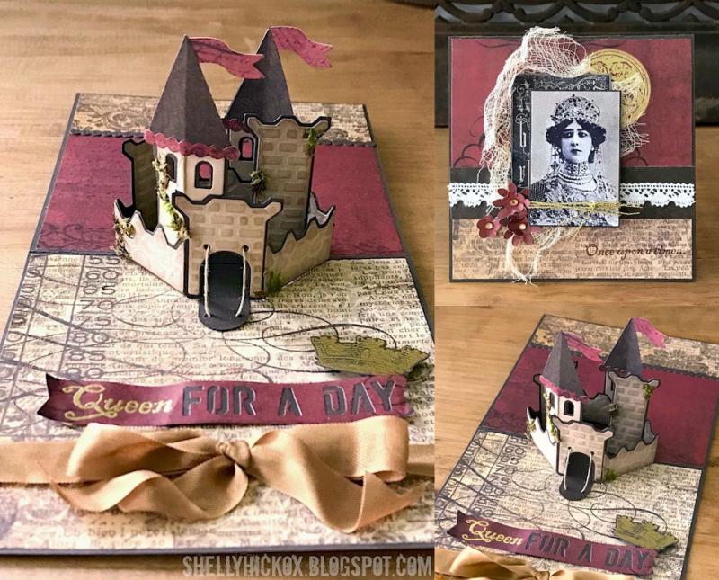 Shelly hickox castle card