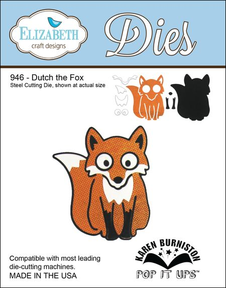 946 - Dutch the Fox