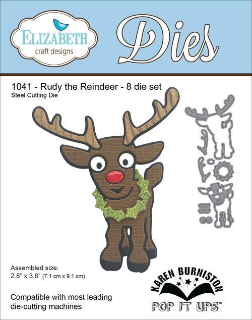 1041_Rudy the Reindeer