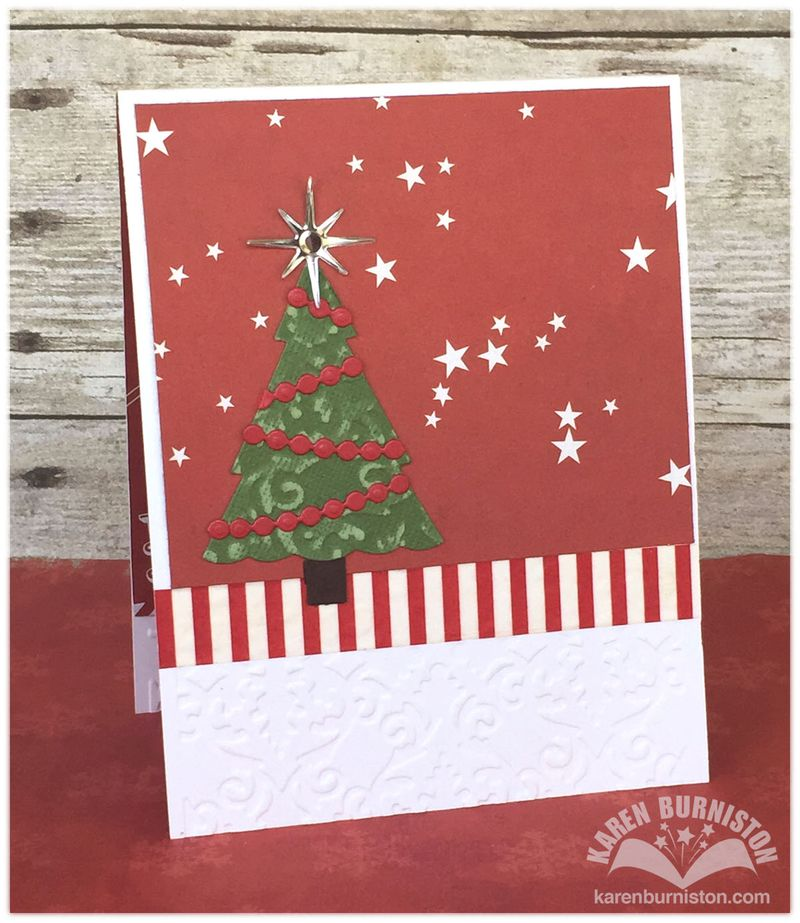 Pop it Ups Christmas Trees Pop Stand Front