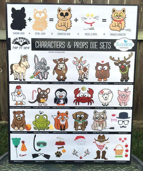 CharactersBoard