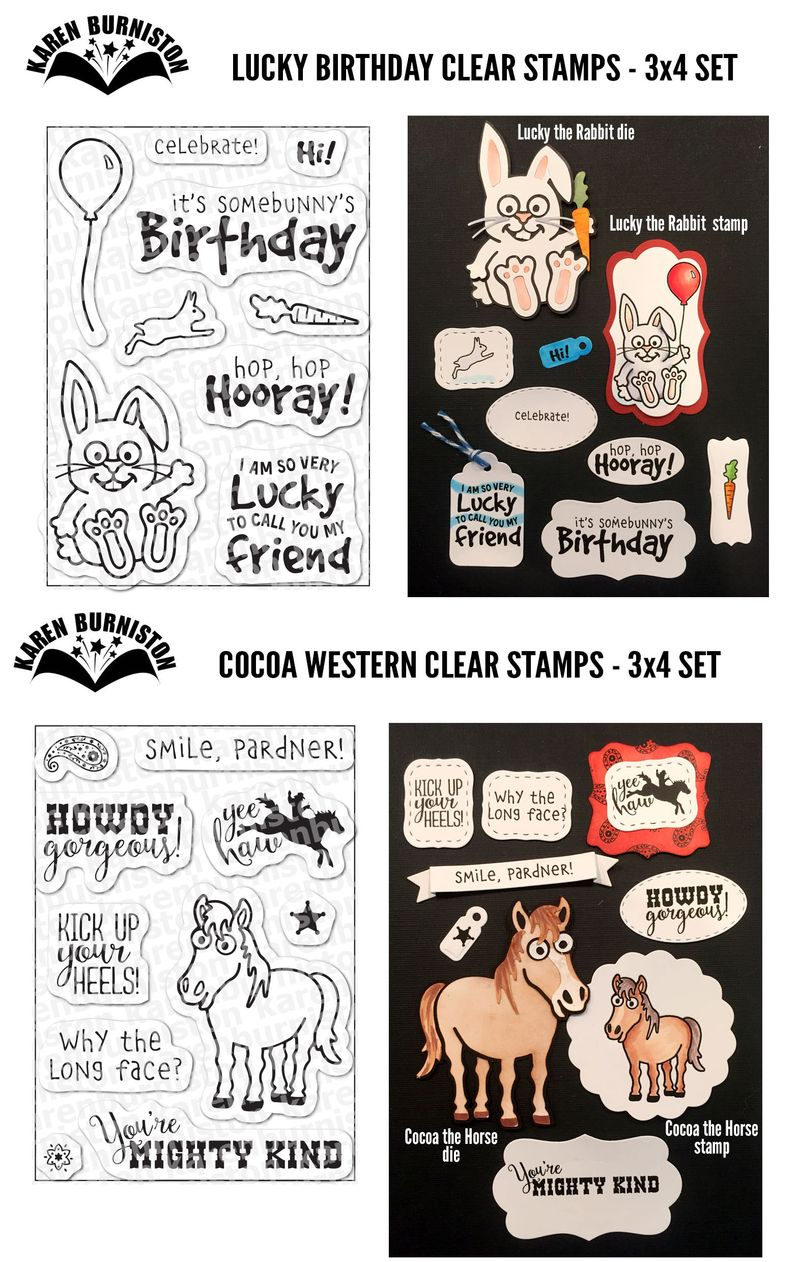 3x4ClearStamps
